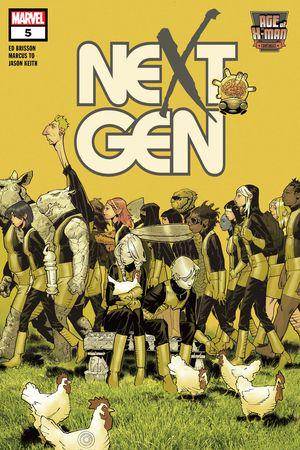 Age of X-Man: Nextgen (2019) #5