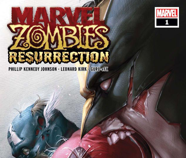MARVEL ZOMBIES: RESURRECTION 1 #1