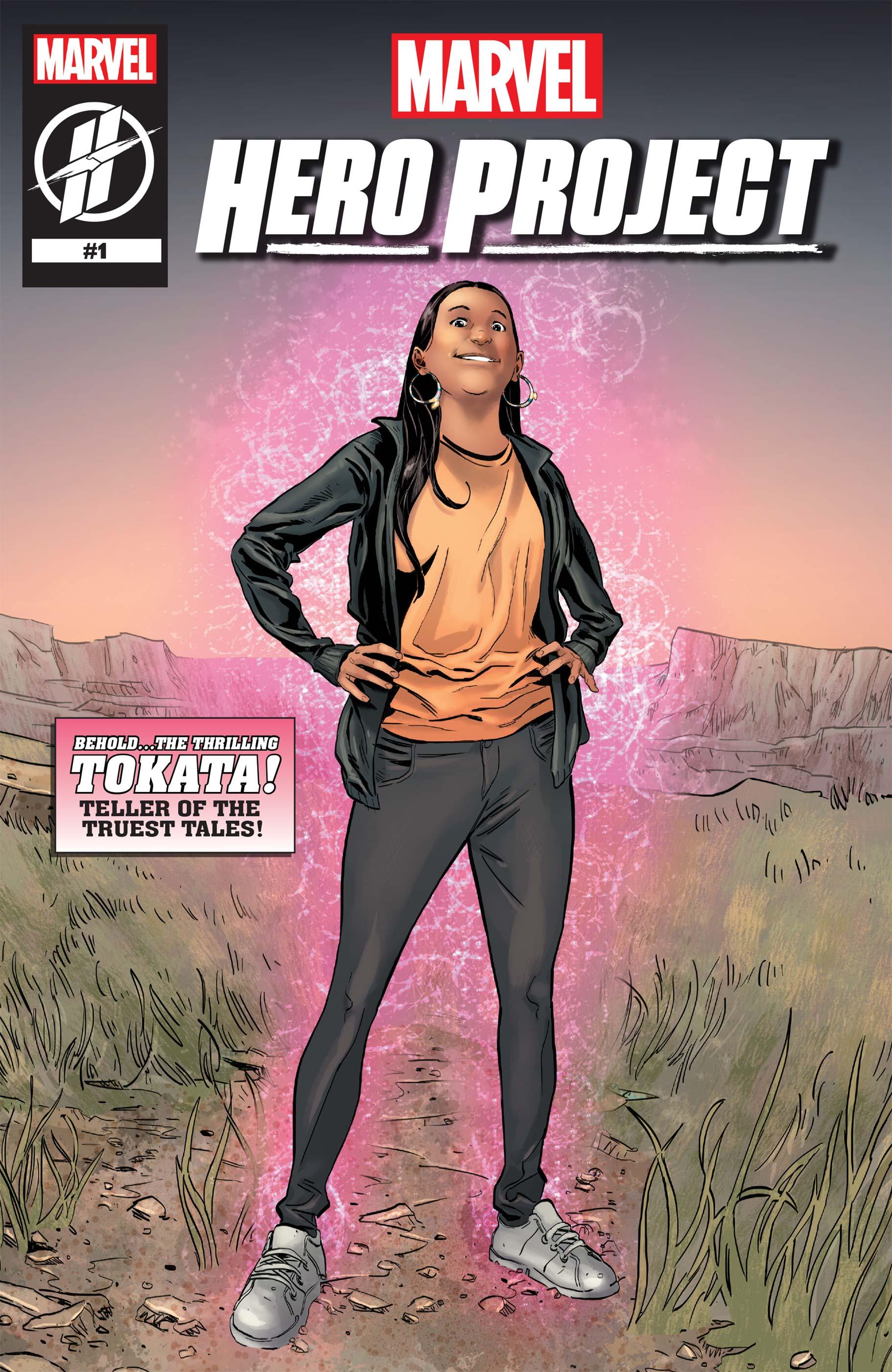 Marvel's Hero Project Season 1: Thrilling Tokata (2019) #1