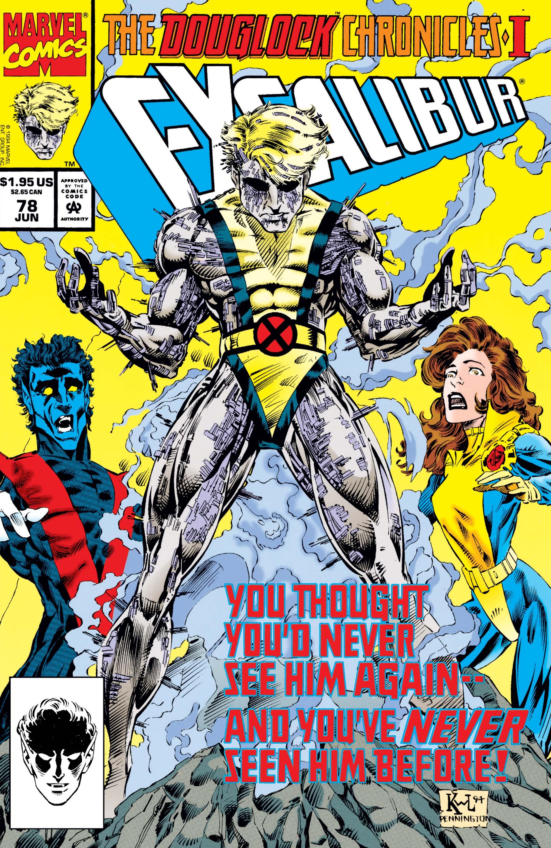Excalibur (1988) #78