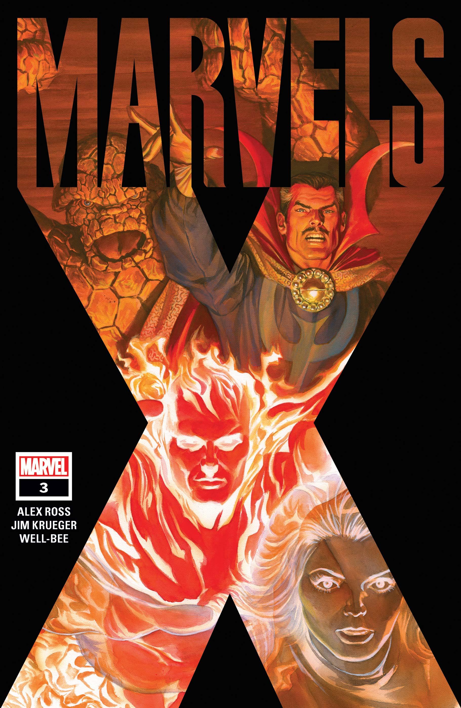 Marvels X (2020) #3