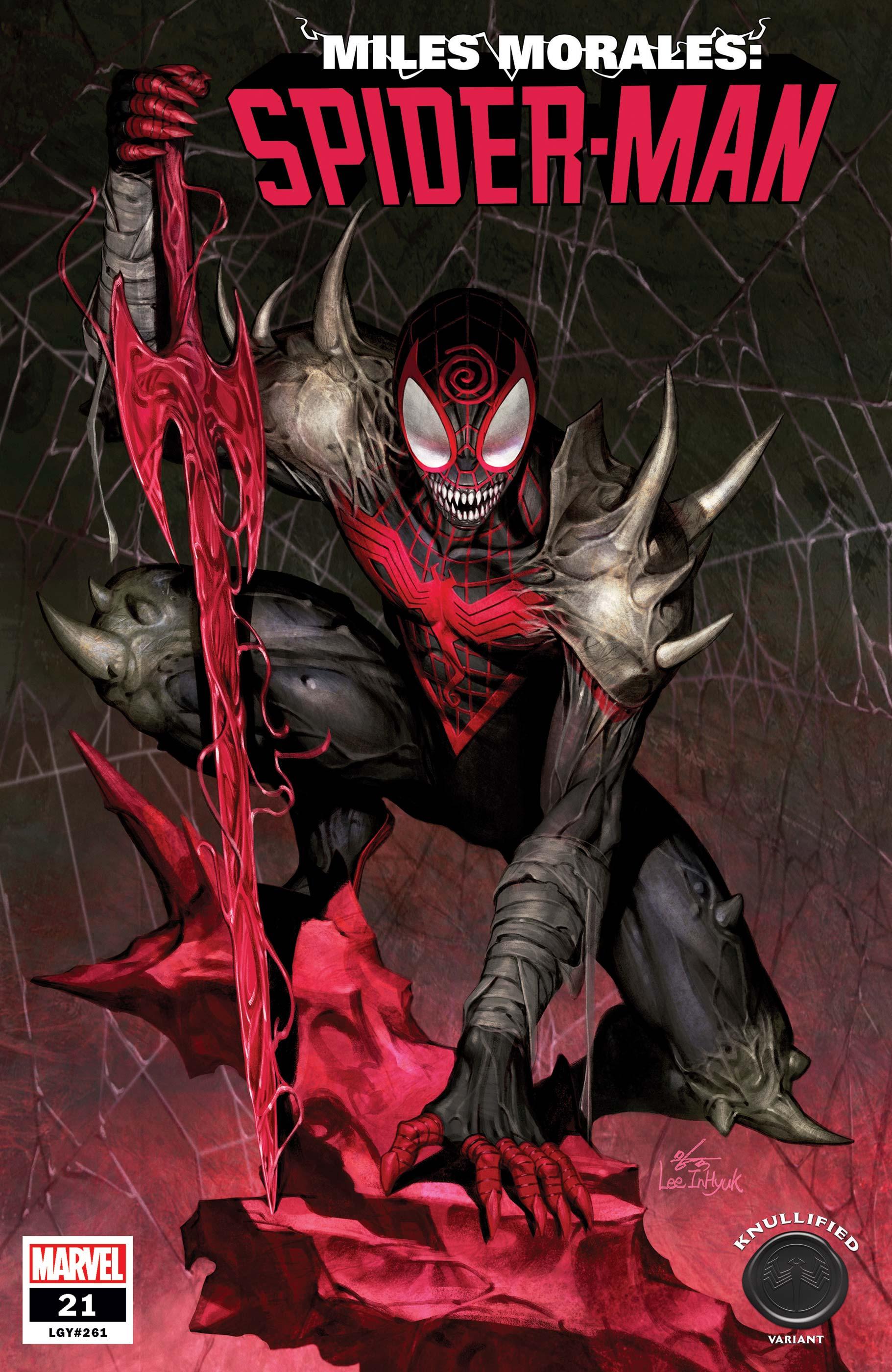 Miles Morales: Spider-Man (2018) #21 (Variant)