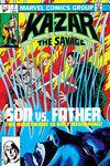 Ka-Zar the Savage #7