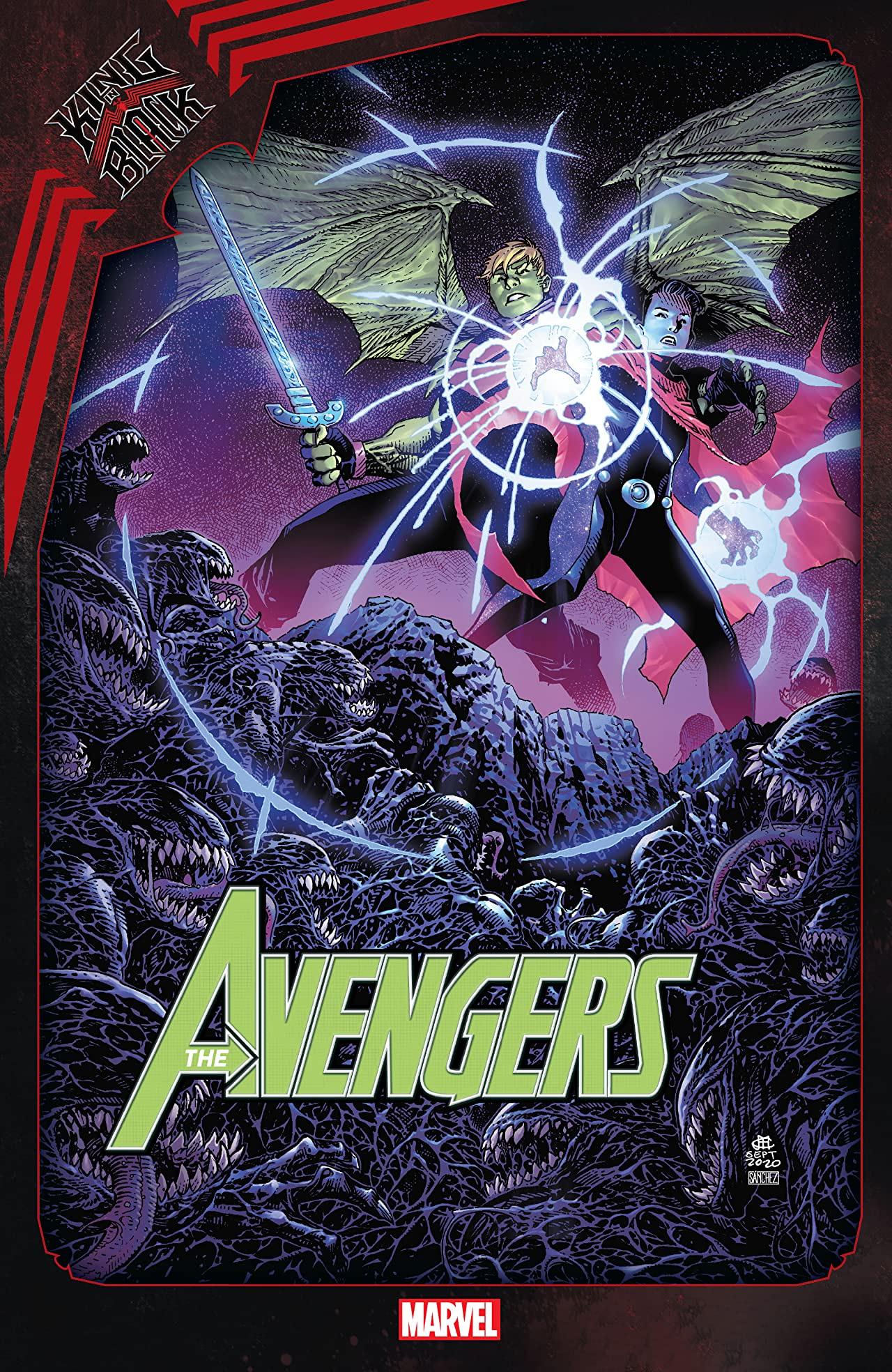 King In Black: Avengers (Trade Paperback)