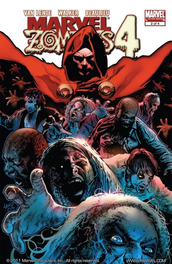 Marvel Zombies 4 (2009) #2