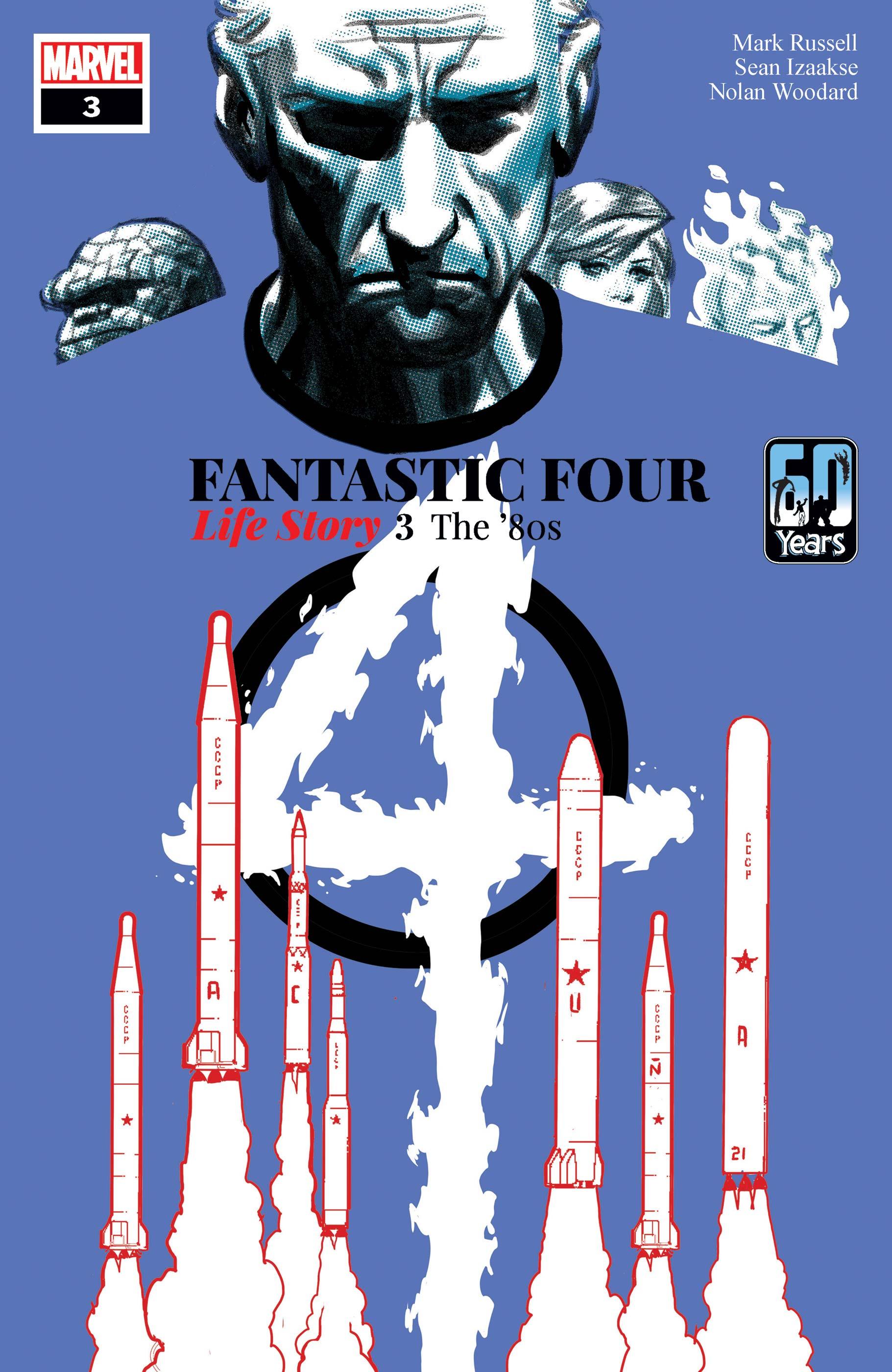 Fantastic Four: Life Story (2021) #3