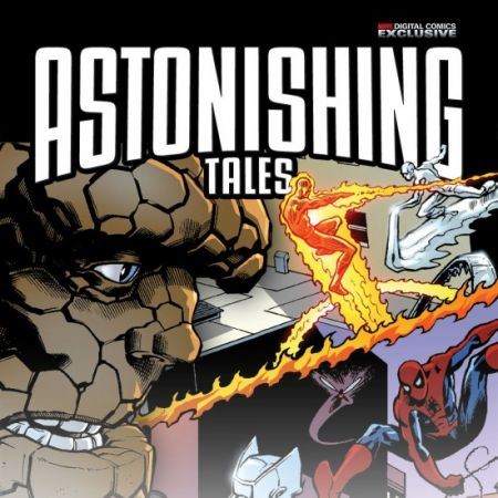 ASTONISHING TALES: ONE SHOTS (THE THING) #1