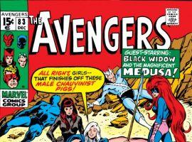 AVENGERS #83