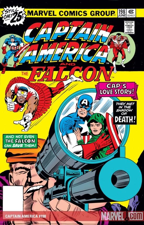 Captain America (1968) #198