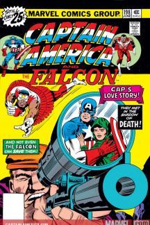 Captain America #198