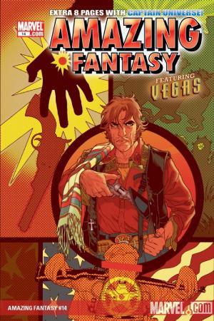 Amazing Fantasy (2004) #14