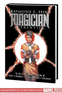 Magician Apprentice Vol. 1 (Hardcover)