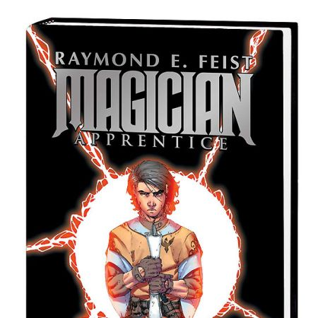 MAGICIAN APPRENTICE VOL. 1 HC COVER