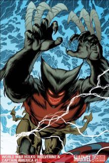 World War Hulks: Wolverine & Captain America (2010) #1