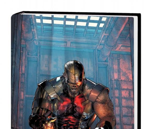 Deathlok: The Demolisher (Hardcover)