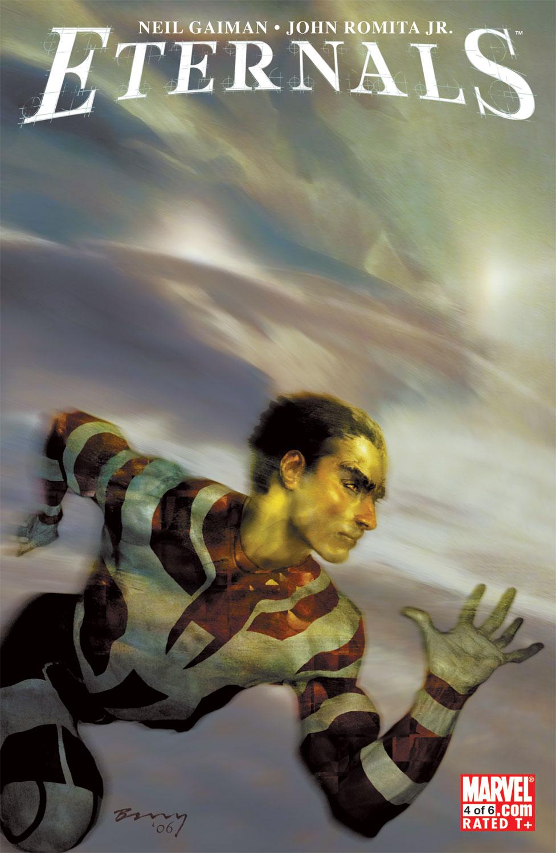 Eternals (2006) #3