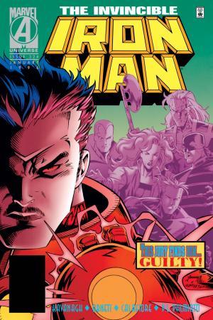 Iron Man (1968) #324