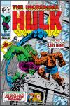 Incredible Hulk (1962) #122 Cover