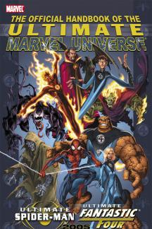 Official Handbook of the Ultimate Marvel Universe #1 Book 2 #1