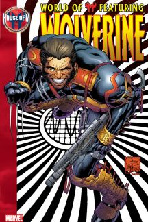 House of M: World of M (Trade Paperback)