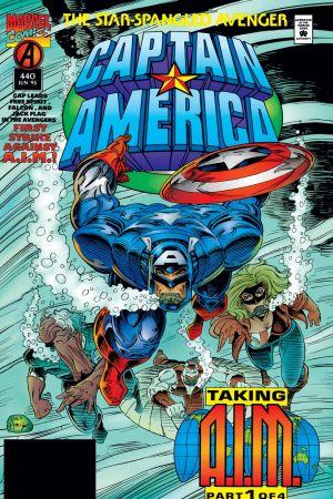 Captain America (1968) #440
