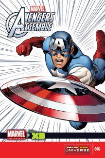 Marvel Universe Avengers Assemble #6