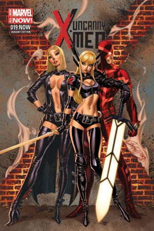 Uncanny X-Men (2013) #19 (Campbell Variant)