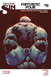 Fantastic Four (2014) #8