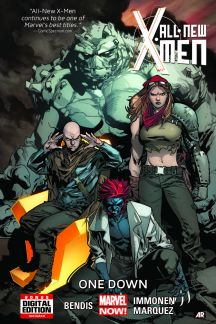 All-New X-Men Vol. 5: One Down (Hardcover)