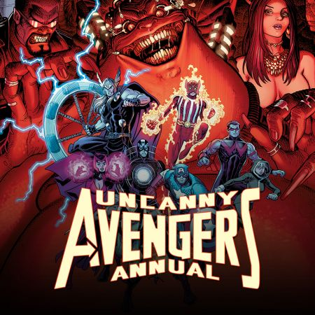 Uncanny Avengers Annual