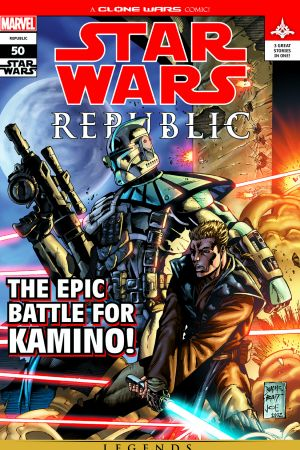 Star Wars: Republic #50