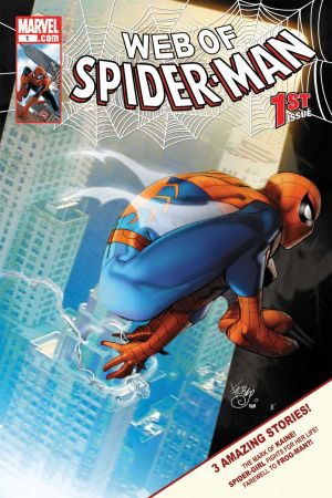 Web of Spider-Man (2009) #1