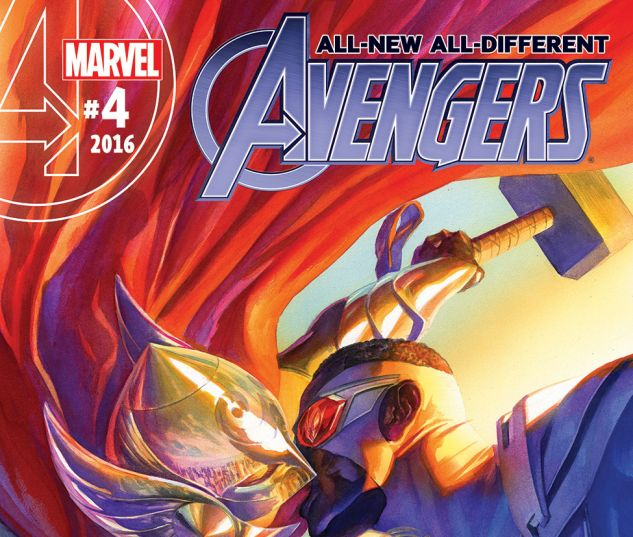 cover from ANAD Avengers (2015) #4