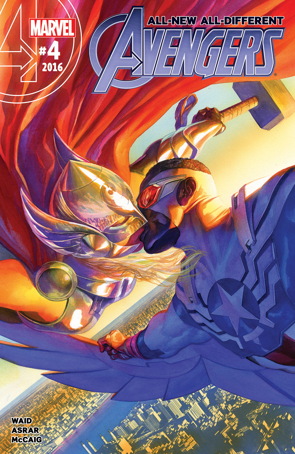 All-New, All-Different Avengers (2015) #4