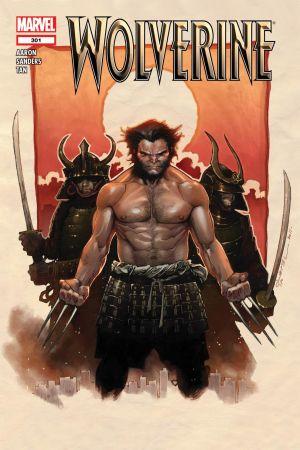Wolverine (2010) #301