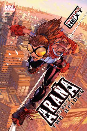 Arana: The Heart of the Spider #1