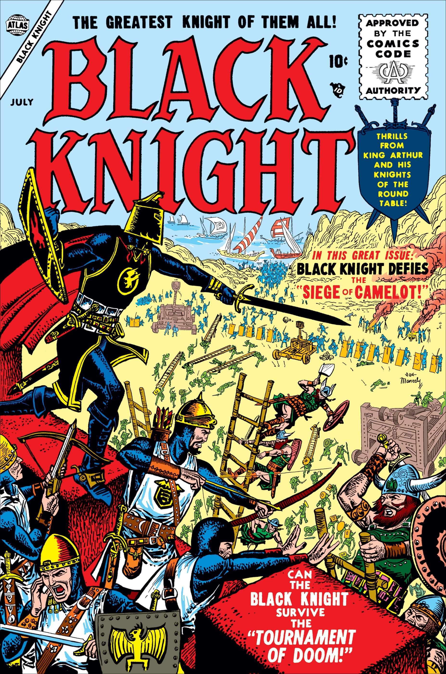 Black Knight (1955) #2