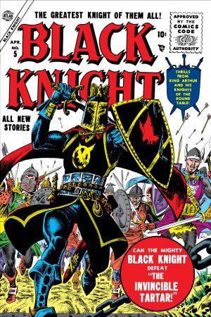 Black Knight #5