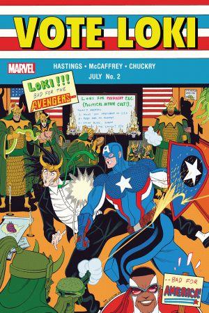 Vote Loki (2016) #2
