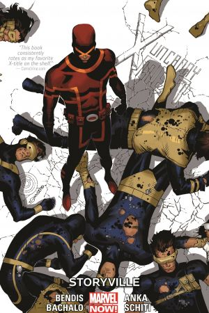 Uncanny X-Men Vol. 6: Storyville (Trade Paperback)