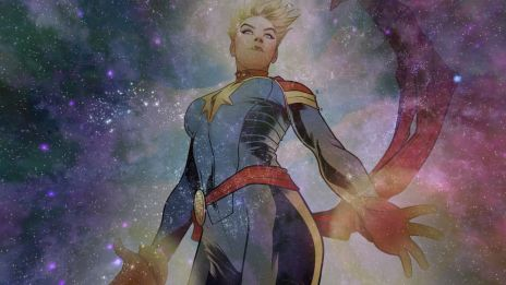 Mighty Captain Marvel - Part 1