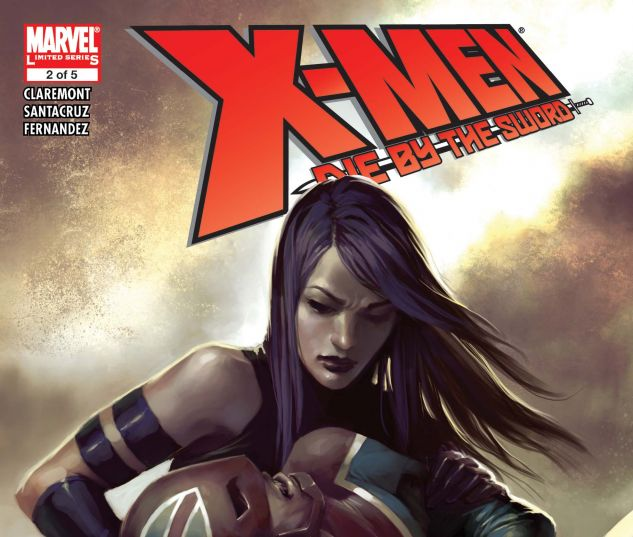 X-MEN: DIE BY THE SWORD (2007) #2