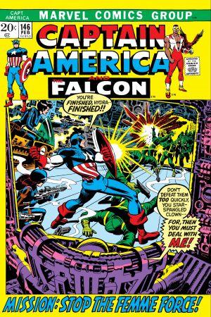 Captain America (1968) #146