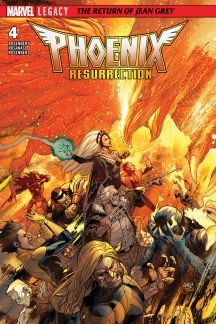 Phoenix Resurrection: The Return of Jean Grey (2018) #4