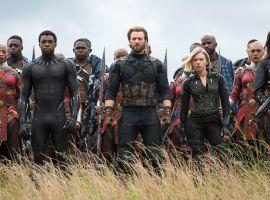 Destiny arrives. Get tickets to Avengers #InfinityWar now: www.fandango.com/infinitywar
