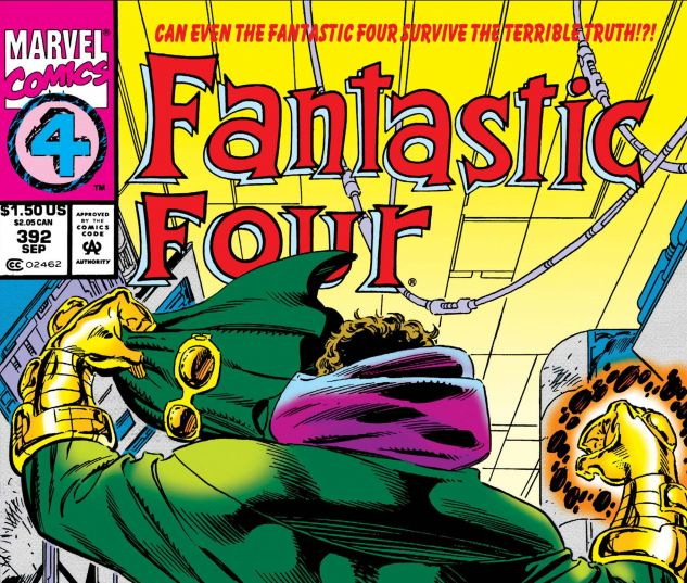 Fantastic Four (1961) #392