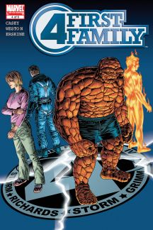 Fantastic Four: First Family (2006) #4