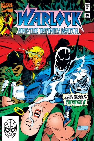 Warlock and the Infinity Watch (1992) #36