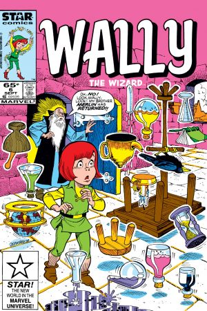 Wally the Wizard #6