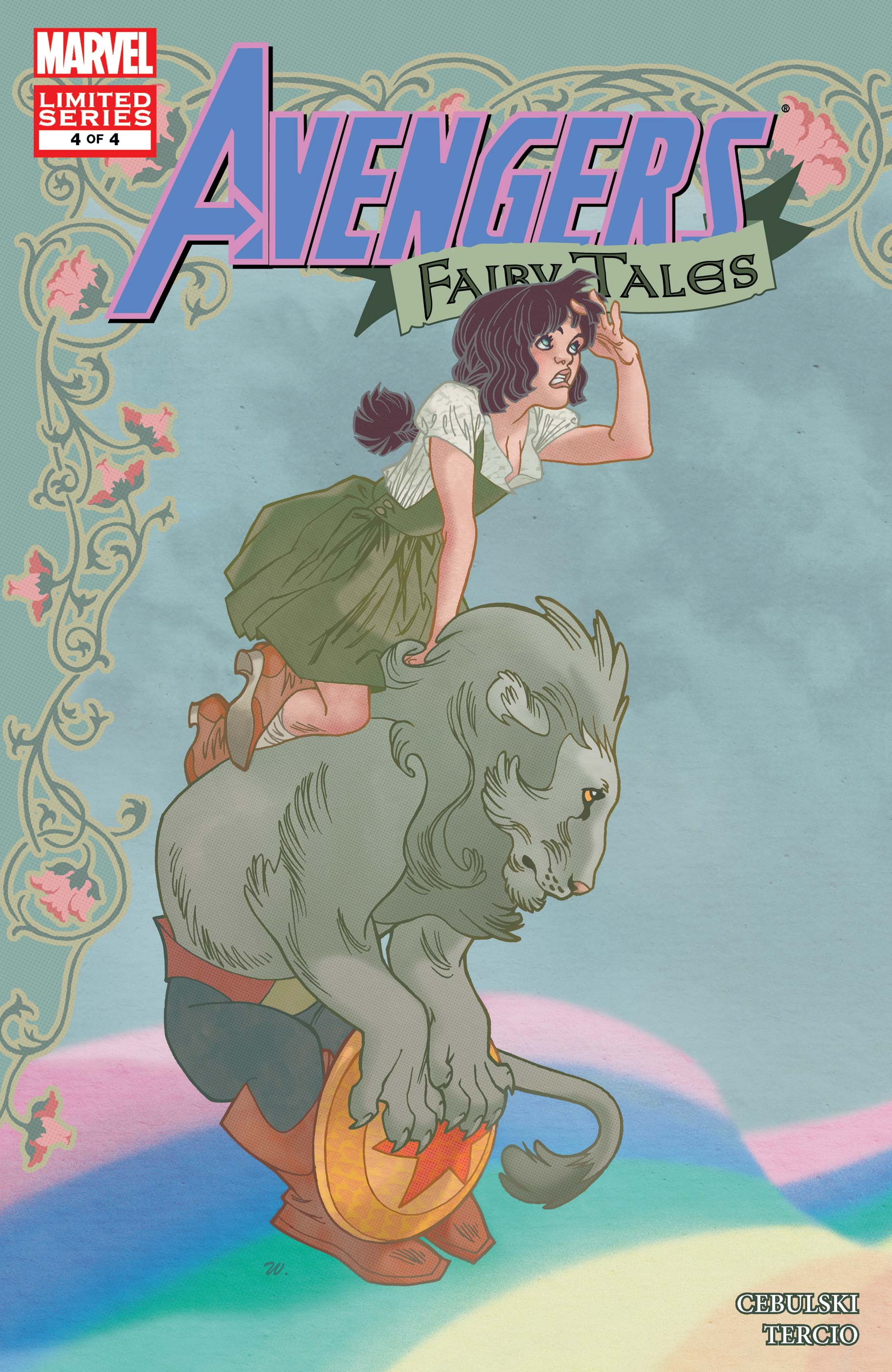 Avengers Fairy Tales (2008) #4